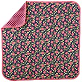 Offspring - Baby Apparel Girls Newborn Blossoms 2 Ply Blanket