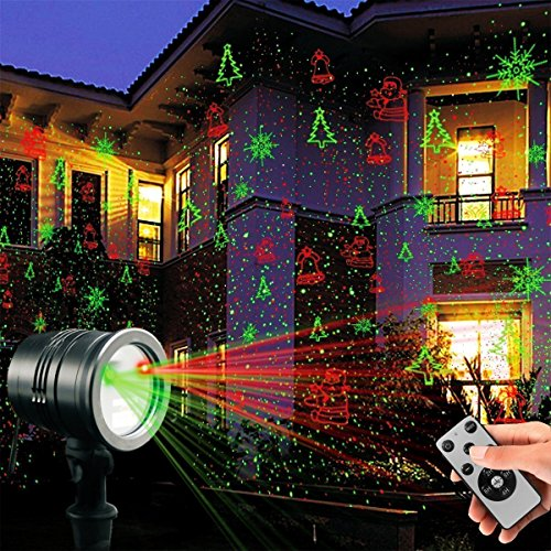 Proiettore Luci Di Natale Amazon.Colleer Proiettore Universo Galaxy Lampada Led A Scena Luci Dinamico Impermeabile Ip65 Per Esterno Giardino Decorazione Party Festa Halloween Natale