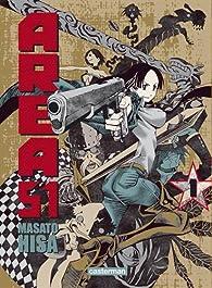 Area 51, tome 1 par Masato Hisa