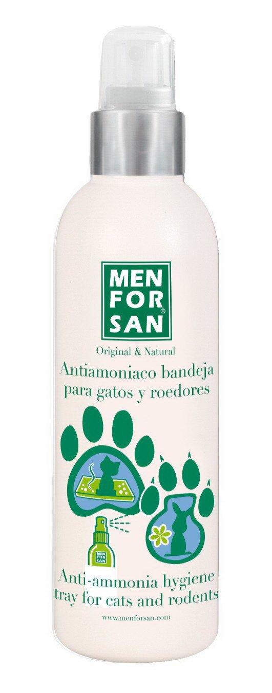 MEN FOR SAN ANTIAMONIACO Gatos 125 ML BILPER: Amazon.es: Productos para mascotas