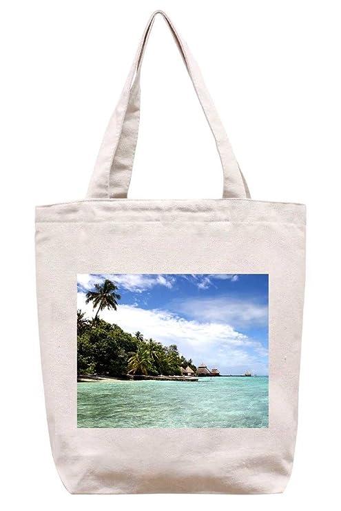 Diseño de casetas de playa - algodón bolsa para herramientas de lona