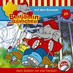 Benjamin auf dem Rummel (Benjamin Blümchen 29)