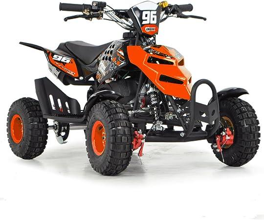 2 Hub 33cc 43cc 49cc Mini Moto Kinder Dirt Pocket Bike Atv Quad Go Kart Gas Roller Vorne Und Hinten Disc Bremssattel
