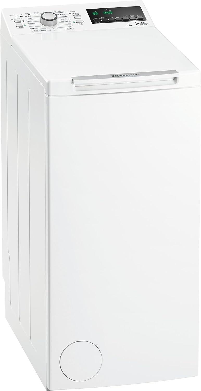 Bauknecht WAT Prime 652 PS Waschmaschine TL / A+++ / 137 kWh/Jahr / 1200 UpM / 6 kg / Startzeitvorwahl und Restzeitanzeige /Pro Silent Motor: Amazon.de: Elektro-Großgeräte -