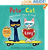 #10: Pete the Cat: Valentine's Day Is Cool