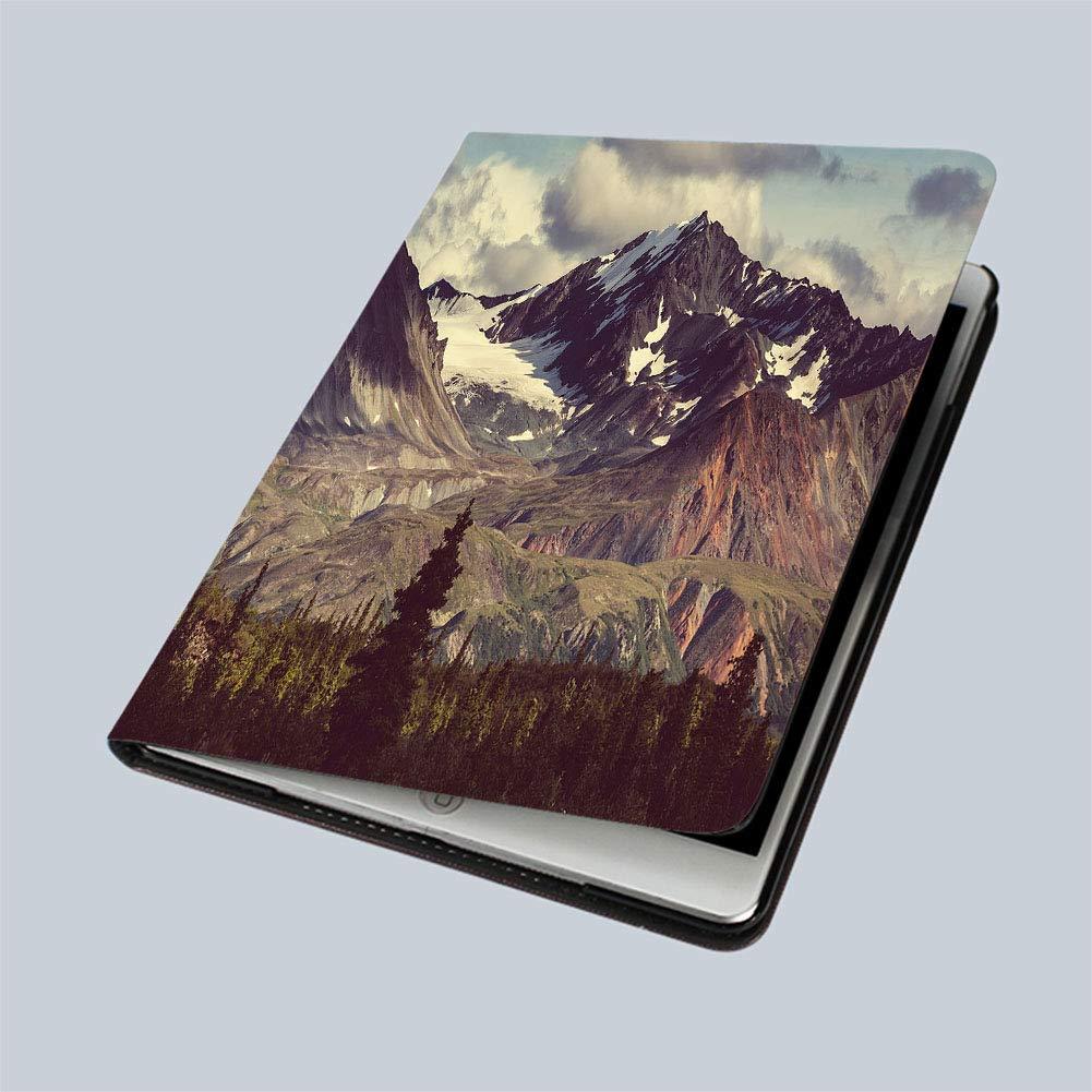 2019新作モデル iPad 9.7インチ 2018/ 1/2 iPad Air 1/2 ケース Air 米国製 アークティック 風景 荒野 ハイキング 山 米国製 ナチュラルピクチャー 360度回転マウントカバー 自動スリープ/ウェイクアップiPadケース用 B07L13LJW1, 諏訪工芸:170186b6 --- a0267596.xsph.ru