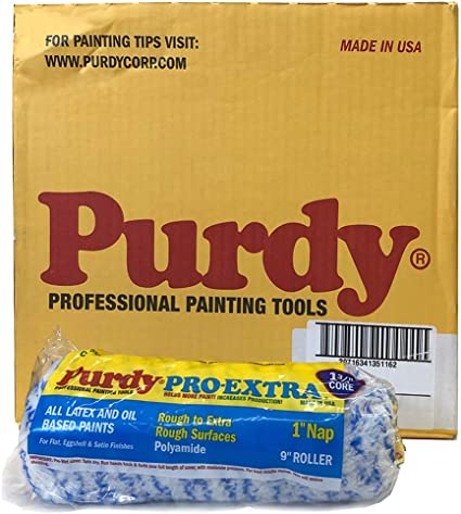 Pack of 15 Purdy Colossus Roller Sleeve 9 Inch