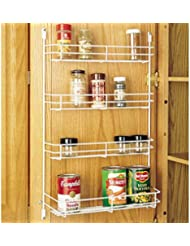 Lazy susan spice racks seasoning spice tools home kitchen - Spice rack for lazy susan cabinet ...