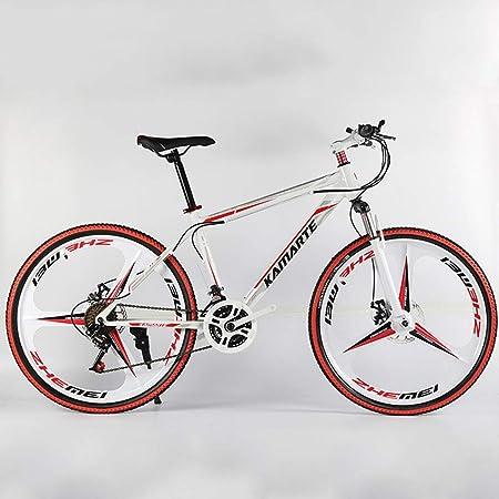 WGYEREAM Bicicleta de Montaña, 24