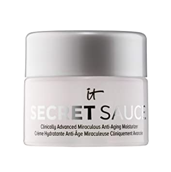 0cc95030deb0 IT Cosmetics Secret Sauce Clinically Advanced Miraculous Anti-Aging  Moisturizer - .237 oz. Mini