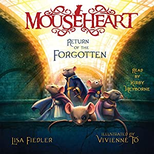Return of the Forgotten Audiobook