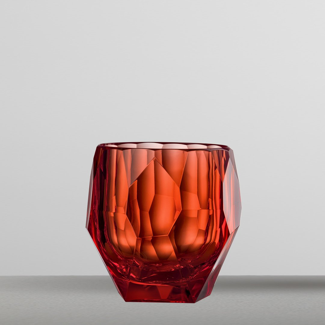 Mario Luca Giusti Filippo Ice Bucket Red