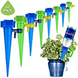 Selections Gfa825 Plant Bottle Top Watering Spike Set Of