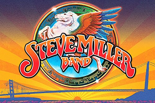 Steve Band - TST INNOPRINT CO Steve Miller Band Classic Rock Poster24x36