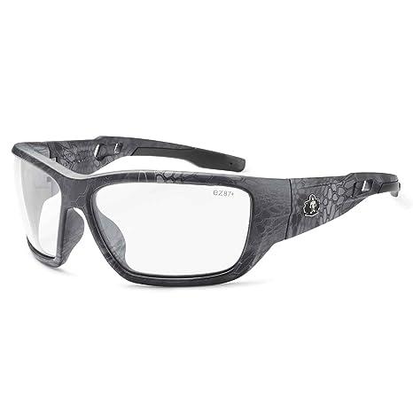 Ergodyne Skullerz Baldr Anti-Fog Safety Glasses- Kryptek Typhon ...