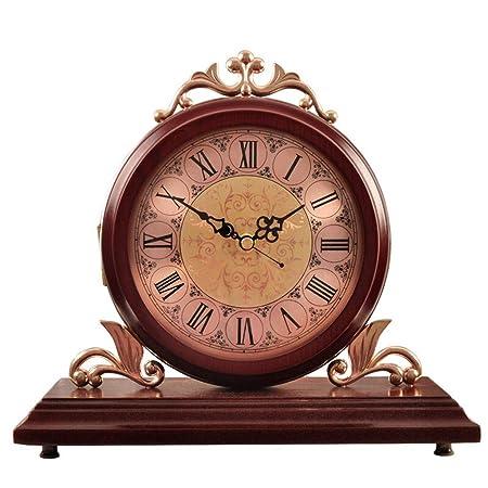 Relojes de mesa Lado Doble Sala de Estar Decoración Dormitorio ...