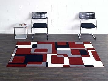 Soggiorno rosso moderno ~ mattsole.com