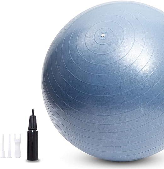 MQSS Pelota de Pilates Embarazadas, Fitball, Ejercicio, Balón de ...