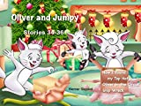 Oliver and Jumpy - the Cat Series, Stories 34-36, Book 12: Bedtime stories for children in illustrated picture book with short stories for early readers. (Oliver and Jumpy, the cat Series)