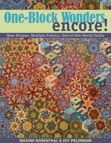 Read Online One-block Wonders Encore! by Maxine Rosenthal (17-Jul-2008) Paperback pdf