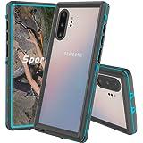 Funda impermeable para Samsung Galaxy Note 10, Galaxy Note 10, protector de visualización de 360 °, a prueba de golpes…