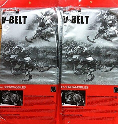 Yamaha Drive Belt - OEM# 8DN-17641-01-00 (Pack of (Yamaha Drive)