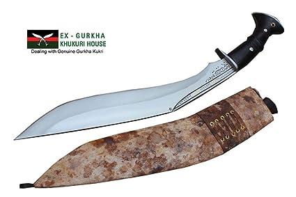 Amazon.com: forjado a mano Blade Gurkha – Cuchillo de 13.5 ...