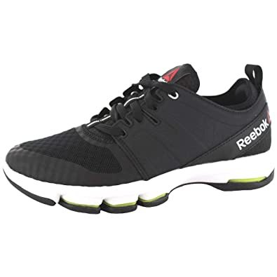 d46bfb6679b Reebok Women s Walking Shoes Black Size  4.5 UK  Amazon.co.uk  Shoes ...