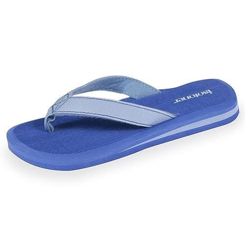 Sandali blu per uomo Isotoner l9RWcM