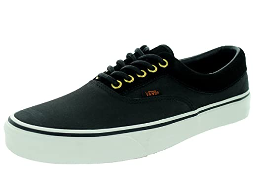 Vans Unisex Era 46 Pro (Tec Tuff) Black Skate Shoe 8.5 Men US /