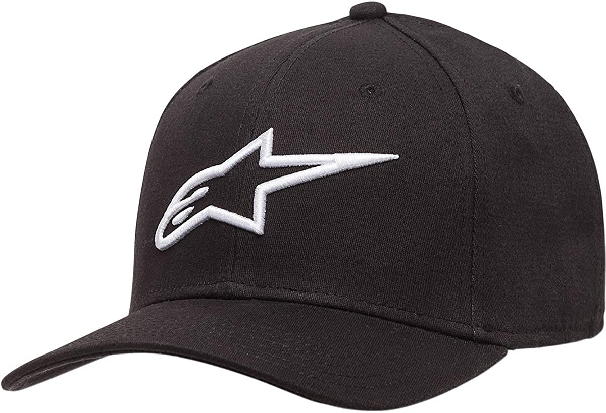Alpinestars Big Boys Ageless Curve Flexfit Hats