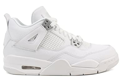 quality design f15b4 37b89 AIR Jordan 4 Retro BG (GS) 'Pure Money' - 408452-100