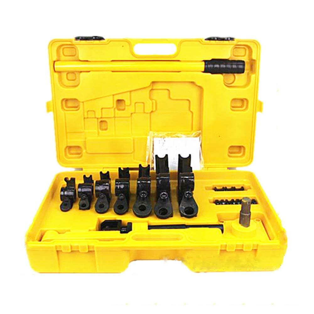 Amazon.com: Huanyu – Máquina de doblar tubos manuales, de ...