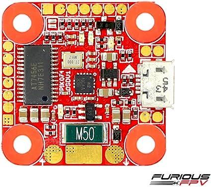 Furious FPV Piko F4 OSD Flight Controller: Amazon.es: Juguetes y juegos