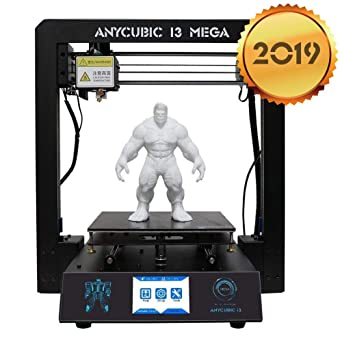 Anycubic I3 Mega - Kit de impresora 3D con mayor tamaño de ...