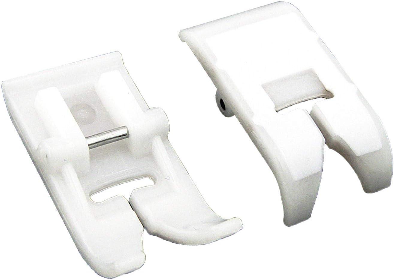 Cutex - Prensatelas de teflón antiadherente para máquina de coser ...