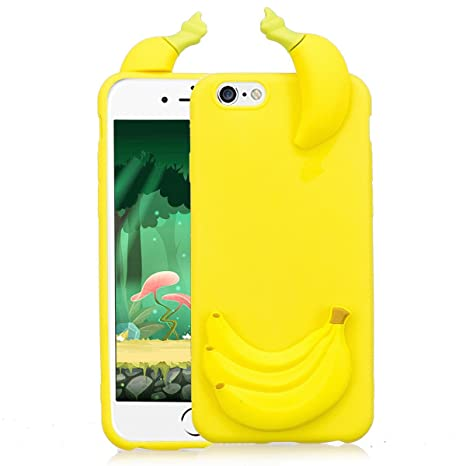 custodia iphone 6 banana