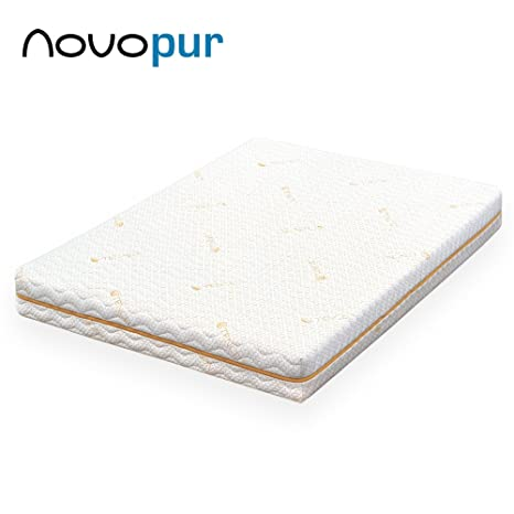 Matelas Latex 100 Naturel 140x190 Novopur Amazon Fr Cuisine
