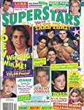 16's SuperStars Magazine (October 1993 - Cover: Take That!, Jeremy Jordan, Joey Lawrence, Edward Furlong)