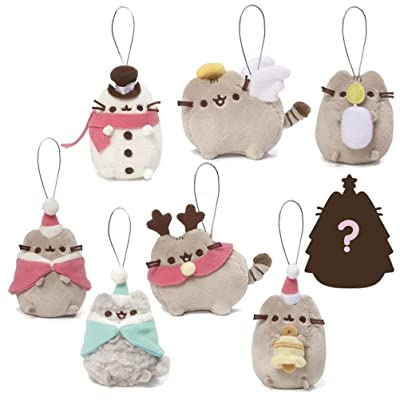 Pusheen Mystery Box - Christmas Series # 5: Gund: Toys & Games