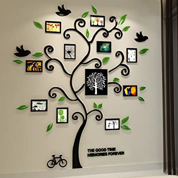 Amazoncom Alicemall Tree Wall Stickers Family Hope Tree Of Life