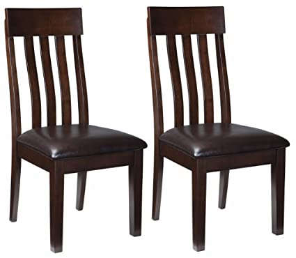 Ashley Furniture Signature Design   Haddigan Dining Room Chair    Upholstered Chairs   Set Of 2