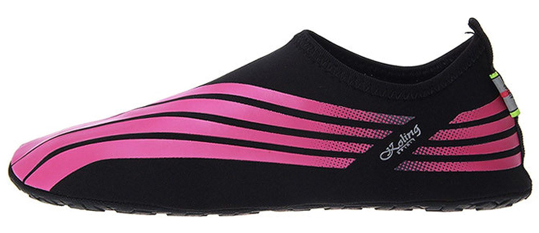 VOVOshoes Women's Men's Summer Athletic Aqua Water Pool Beach Shoes