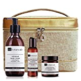 Cheap Dr Botanicals Advanced Bag Set Body Cream, Botanics Foot Conditioning Treatment, Prestige Protecting Hand Cream, 400 Gram