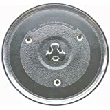 Haier Microwave Glass Turntable Plate / Tray 10 1/2""