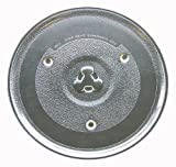 Chefmate Microwave Glass Turntable Plate / Tray 10 1/2''