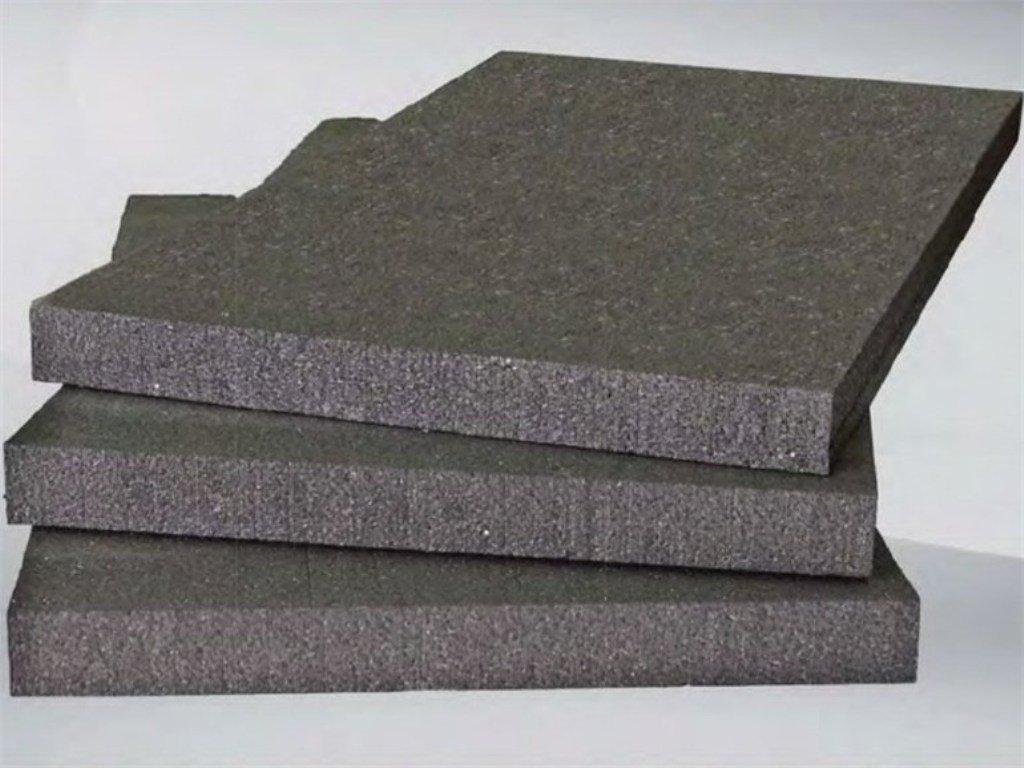 Futura commerciale Lot de 15 panneaux polystyrè ne 100 x 50 x 3 cm graphité s EPS 100 Isolation thermique acoustique IsolKappa