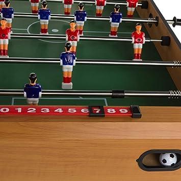 ColorBaby - Futbolín de madera CBGames (85334): Amazon.es: Juguetes y juegos