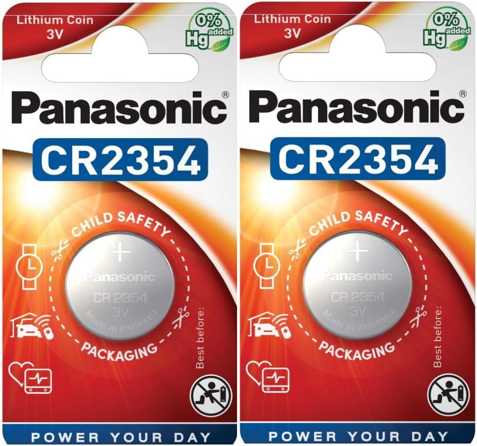 CR2354 Knopfzelle für Model X Schlüssel