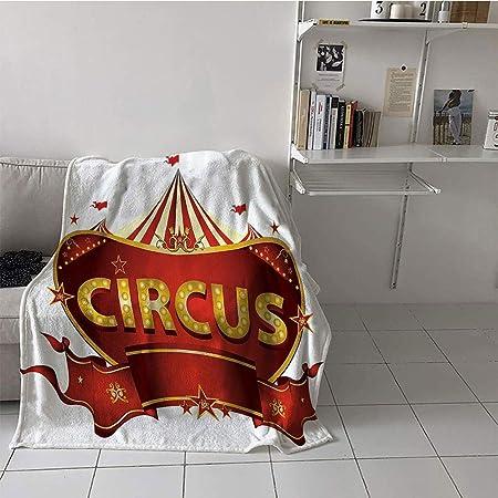 Custom homelife Manta para niños, Manta cálida (60 por 80 ...